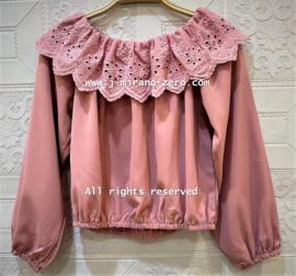 FRHS0191 blouse ROZE (6pcs)