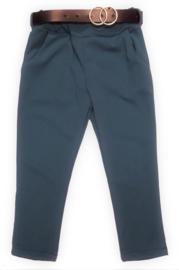 FR33337 pants PETROL   (6pcs) weer binnen