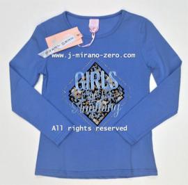 ZM5330 shirt BLUE (7pcs)