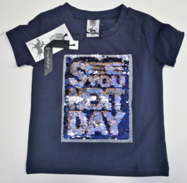ZM5081-1 shirt NAVY (7pcs)