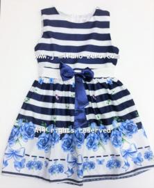 FRKS1968 jurk BLAUW (6pcs)