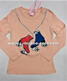 ZM3907 Perzik-roze (7pcs) shirt Nog enkele pakketten
