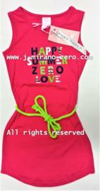 ZM5111 jurk roze (6pcs)