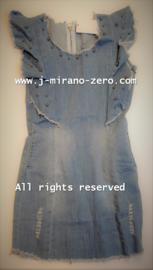 FRJA8142 jeans JURK (6pcs)