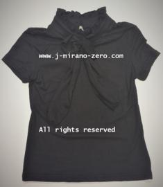 ZM5282-2 shirt  ZWART   (7pcs)