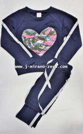 ZM5023 Marine joggingsuit (7pcs)