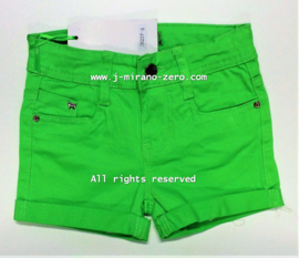 FRMM227-1 short applegreen  (7pcs)