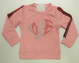 FRKS8178 Sweater Roze (6pcs)