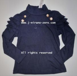 ZM5267  shirt  NAVY  (7pcs)