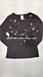 ZM3943 goud top  (7pcs)
