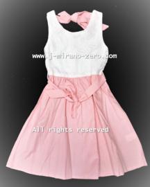 FRJA688 jurk ROZE (6pcs)