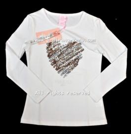 ZM5280 shirt WHITE  (7pcs)