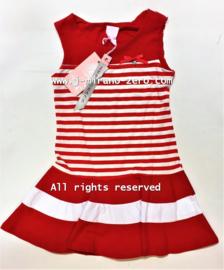 ZM5115 jurk rood (6pcs) nog enkele pakketten
