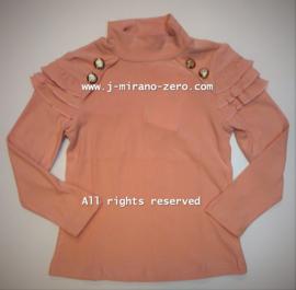 ZM5267 shirt  ROZE   (7pcs)