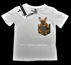 ZM5245 shirt WHITE (6pcs)