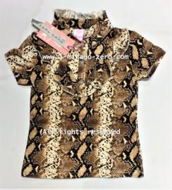 ZM5237 Shirt polokraag Camel (7pcs).