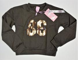 ZM3465 sweater armygreen (6pcs)