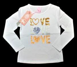 ZM5277 shirt WHITE  (7pcs)