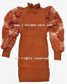 FRY8006 jurk brique (6pcs)