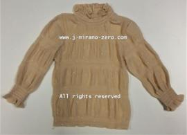 ZMCN055 blouse BEIGE/ZAND  (5pcs).