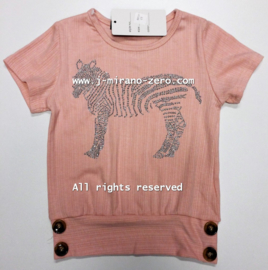 FRHS9038 shirt roze (6pcs)