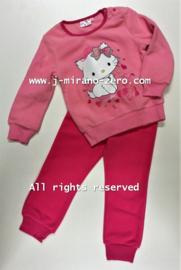 FRHM2074 huispakje  roze (4pcs)