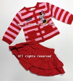 FRHM0130 set rood (4pcs)