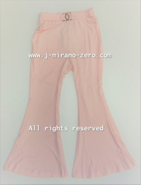 FRYY3004 Flared pants  ROZE  ( 6pcs)
