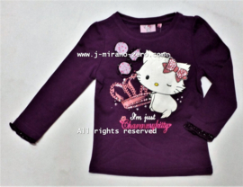 DisneyHM1187 aubergine  (4pcs)