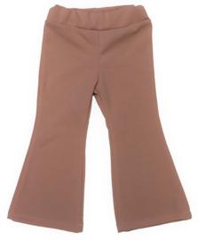 FR33370 flaredpants  roze  (7pcs)