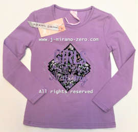 ZM5330 shirt VIOLET  (7pcs)