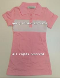 FRCH167 jurk   ROZE  (7pcs)
