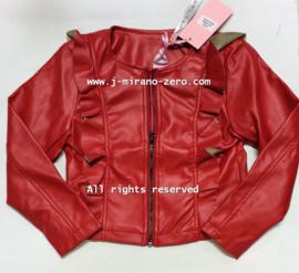 ZM5095 jacket rood (7pcs)nog maar enkele pakketten