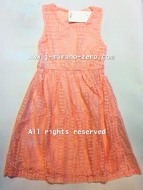 FRJA6821 jurk roze (6pcs)