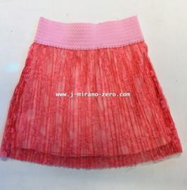 ZM3981 pliserok roze  (7pcs)