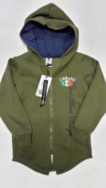 ZM5003 armygreen  vest (7pcs).