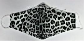 Mondkapje panter/grey  (1 pcs)