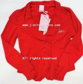 ZM3282 Vestje rood (10pcs)