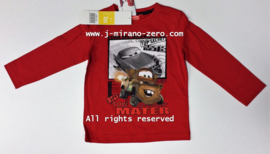 FRHM1126 shirt ROOD (4pcs)