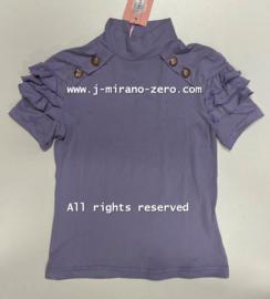 ZM5267-1 shirt VIOLET (7 pcs)