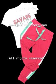 ZM5131 set roze (7pcs)