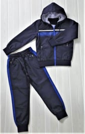 FRBK601 joggingpak  BLUE( 6pcs)