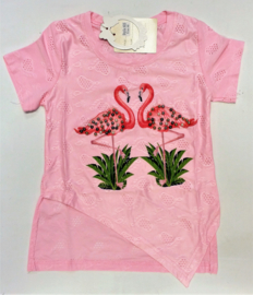 FRG615 shirt roze (6pcs)