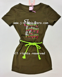 ZM5110 jurk army green (6pcs) nog enkele pakketten