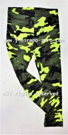 FRQ95 lime armylegging (6pcs)