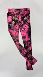 Celine floral legging flowerprint  (7pcs)