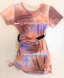 FRart3999 jurk BRONS  (6pcs)