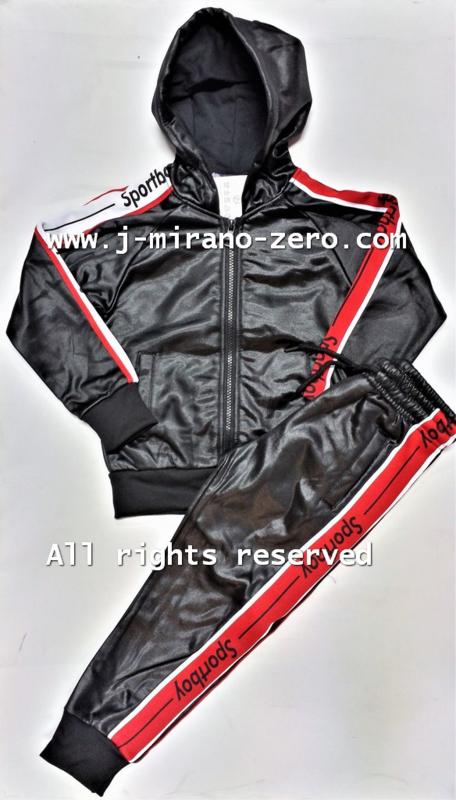 FRH8008 trainingspak zwart (6pcs)