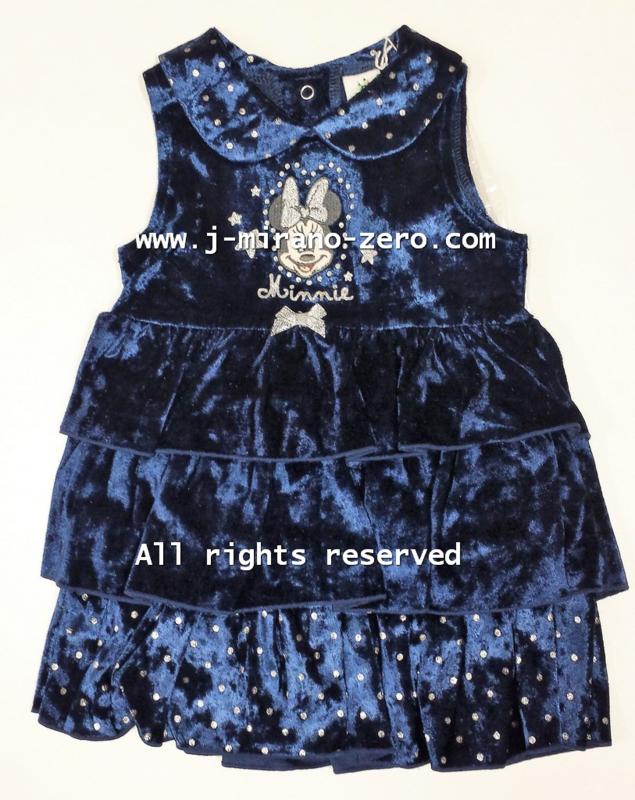 FRHM0097 jurk NAVY (6pcs)