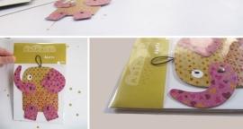 MOW Objetos Paper animal Dante elephant